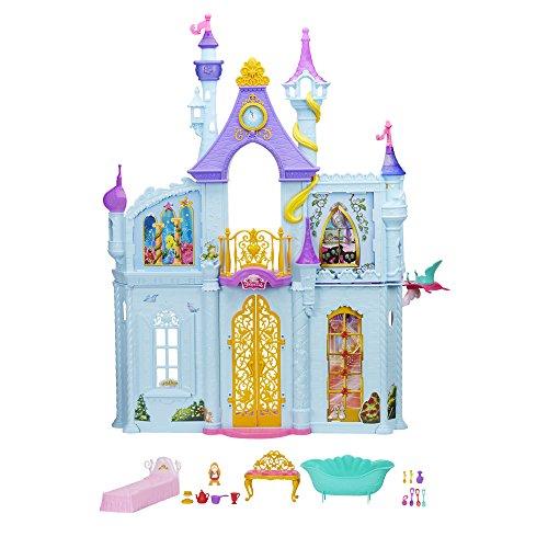 Disney - Kit Castillo Mágico de Las Princesas (Hasbro B8311EU4)