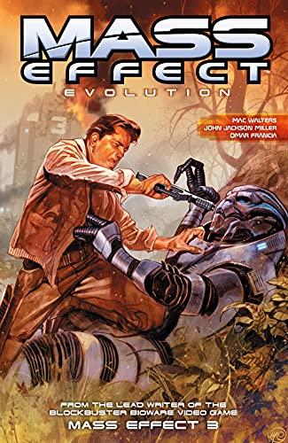 Mass Effect Volume 2: Evolution (English Edition)