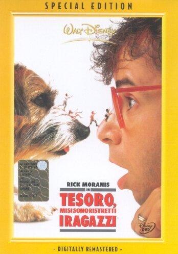 Tesoro, Mi Si Sono Ristretti I Ragazzi (Special Edition)