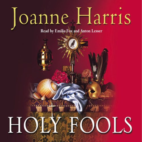 Holy Fools audiobook cover art