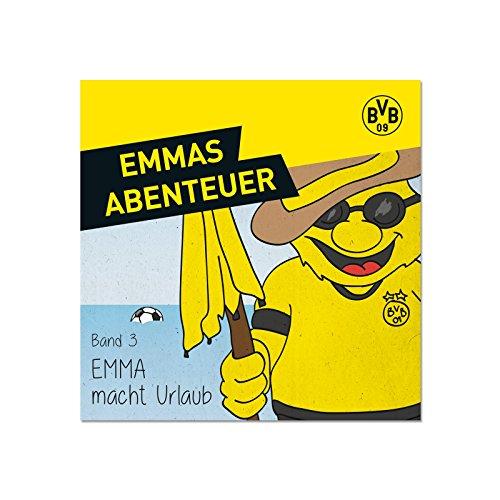 BVB-Emma Kinderbuch: Emmas Abenteuer - Urlaub one Size