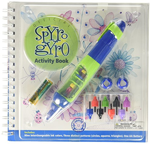 Hog Wild Spyro Gyro Activity Book
