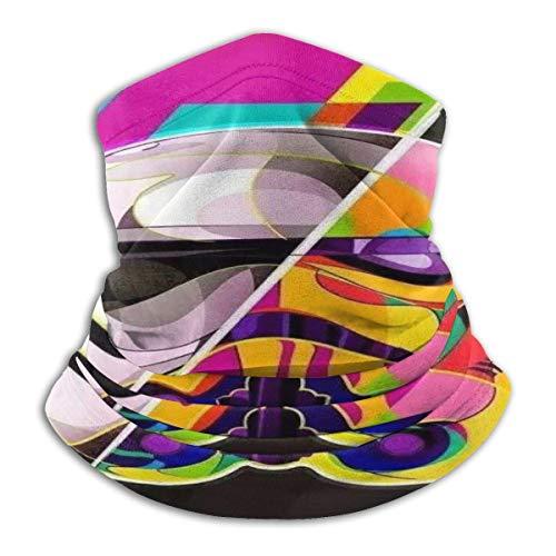 LKZYF Pañuelo térmico de microfibra para el cuello, sin costuras, diseño de dibujos animados Sta-R Wars Stormt-Rooper, diademas, bandana para deportes al aire libre