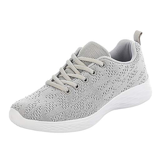 Great Deal! Womens Sandals, Women's Leisure Breathable Mesh Outdoor Fitness Running Sport Sneakers S...