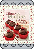 Mini-Muffins - Süß, saftig & pikant -Set: Mit 24er-Backform.