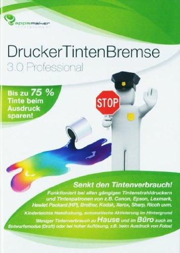 DruckerTintenBremse