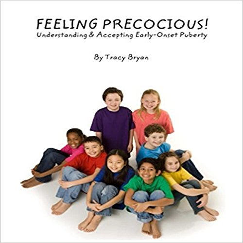 Feeling Precocious! audiobook cover art