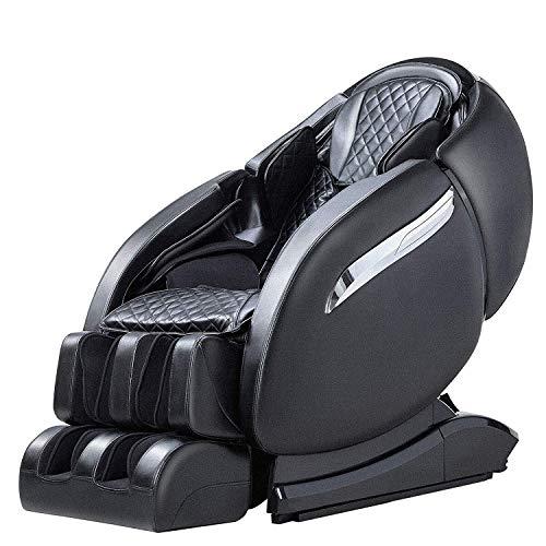 OOTORI Massage Chair Zero Gravity Full Body,Your Family Massage Therapist,Bluetooth,Black