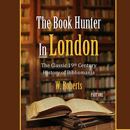Couverture de The Book Hunter in London