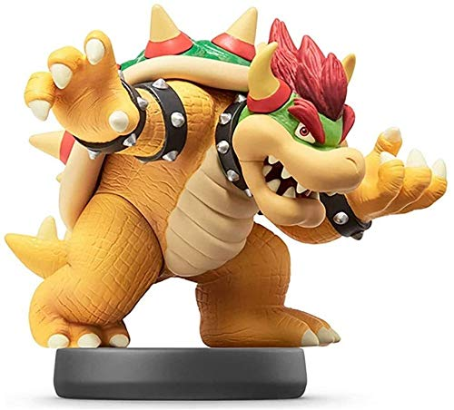 Yubingqin Super Smash Bros. Bowser Figurine!Super Smash Bros. Series Figure Figure Game Markpiece Collectible Figura de Super Marior Japan Import (Wii U / 3DS / Switch)