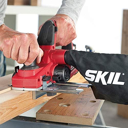 SKIL 6.5 AMP Electric 3-1/4 Inch Corded Planer - PL2012-00