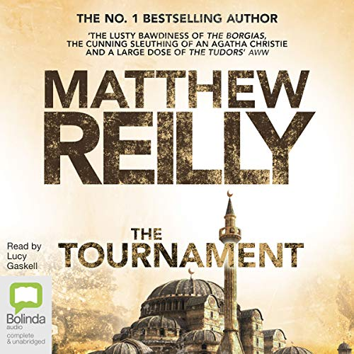 The Tournament cover art
