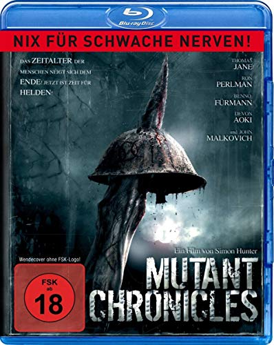 Mutant Chronicles - Limited Edition - Nix für schwache Nerven! [Blu-ray]