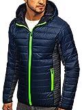 Zoom IMG-2 bolf giacca mezza stagione cappuccio