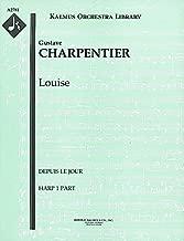 Louise (Depuis le Jour): Harp 1 and 2 parts (Qty 2 each) [A2781]