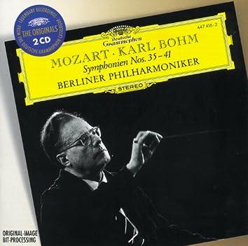 """Mozart: Symphonies Nos.35 """"Haffner"""", 36 """"Linzer"""", 38 """"Prager"""", 39, 40, 41 """"Jupiter"""""""