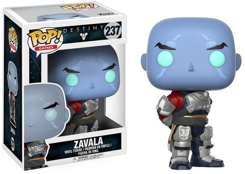 POP! Games: Destiny - Commander Zavala