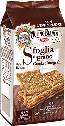 Mulino Bianco Sfoglia di Grano, Cracket Integrali - 500 gr
