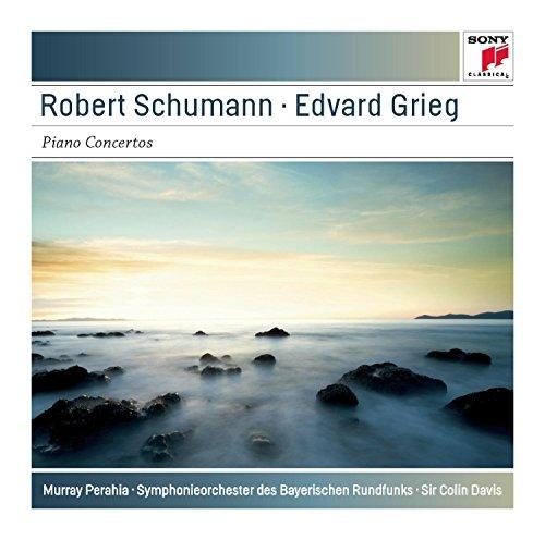 Grieg: Klavierkonzert op. 16 / Schumann: Klavierkonzert op. 54