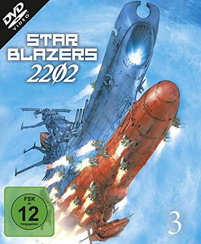 Star Blazers 2202 - Space Battleship Yamato. Vol.3, 1 DVD