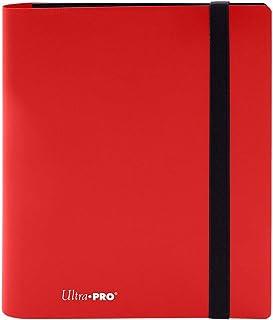 4-Pocket Eclipse PRO-Binder - Apple Red