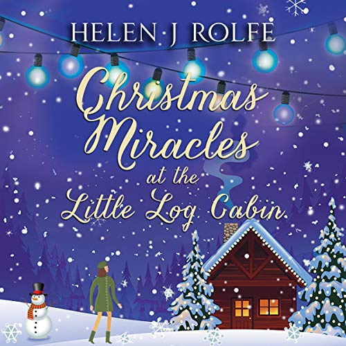 Christmas Miracles at the Little Log Cabin  By  cover art