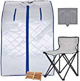 Kenwell Portable Infrared Home Spa, Infrared Portable Sauna, with...