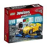 LEGO juniors cruz ramírez race simulador 10731 kit de construcción multicolor