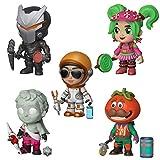 Funko 5 Star - Fortnite Series 1 Collectors Set - Omega, Zoey, Moonwalker, Love Ranger, Tomatohead