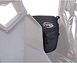 Tusk UTV Cab Pack Black - Fits: Can-Am Commander Max 1000 XT 2014-2019