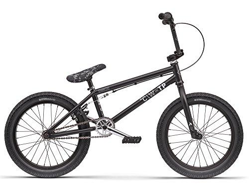 "Bicicleta Bmx Wethepeople Curse 18, 2016, Ruedas de 18"", Negro Mate"