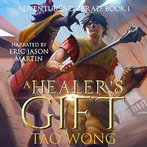 A Healer's Gift cover art