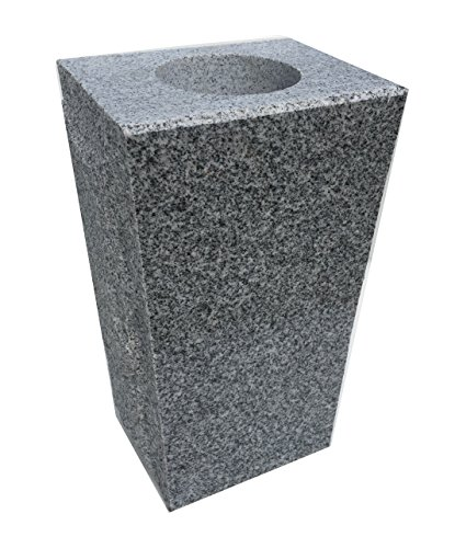Granite Vase Tapered (5