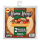Mama Mary's PIZZA CRUST GF 7IN 2PK 7OZ