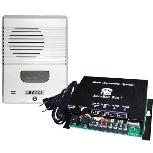 DoorBell Fon Door Bell Answering System