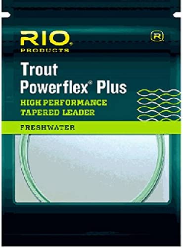 Rio All items in the store Powerflex Plus We OFFer at cheap prices Fly Fishing Pack 4 9 Leader Foot