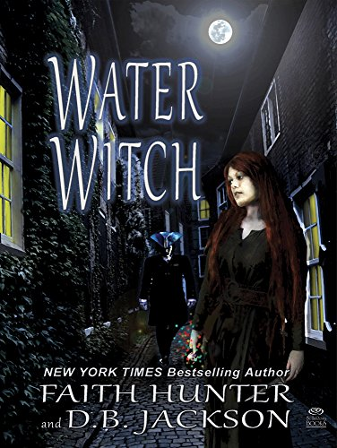 "Book Review: ""Water Witch"" by Faith Hunter & D.B. Jackson"