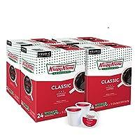 96 K Cups of Krispy Kreme Smooth Blend Coffee by KRISPY KREME K CUPS