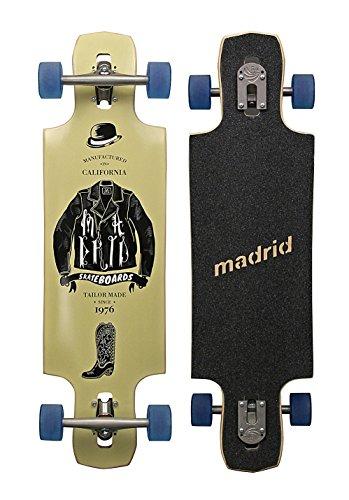 Madrid Longboard Tailored Maxed 34.25, 817956018207
