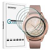 NEWZEROL [Lot de 4] pour Samsung Galaxy Watch 42 MM Film de Protection d'écran 2.5D...
