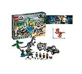Lego Jurassic World Baryonyx 75935 - Juego de construcción y figura de juguete de dinosaurio Lego (varios modelos)
