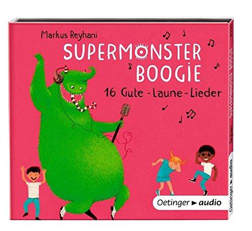 Supermonster-Boogie.16 Gute Laune-Lieder