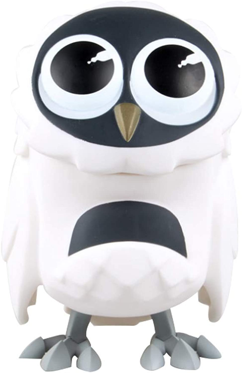 Owl Cute Thing Model Decoration Action Figure About 7 Inches High