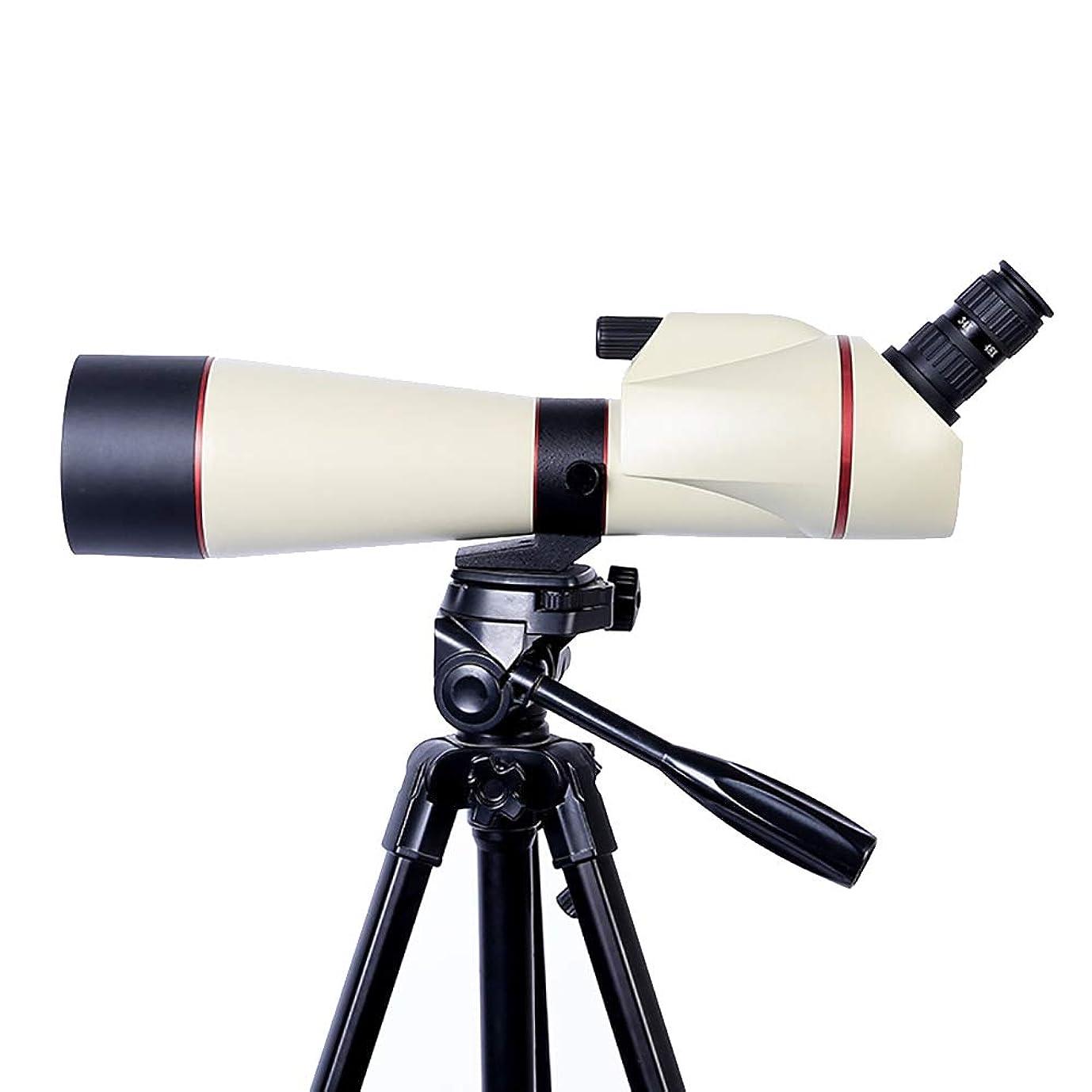 ジェスチャークロールアジア三脚 超軽量三脚を使用した子供/天文学初心者向けの教育用天体望遠鏡 明瞭さ, white