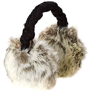 Barts Fur Earmuffs – Rabbit