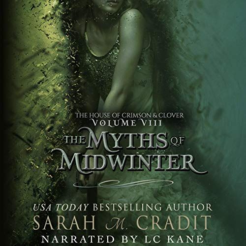 Myths of Midwinter Audiobook By Sarah M. Cradit cover art