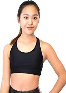 87f002e8a4e4f5 VEVA by Very Vary Women Black Peri Crop Top XS-L