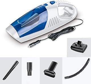 Mini Car Vacuum Cleaner, Handheld High Power Cigarette Lighter for Quick Car Cleaning DC 12V Portable Auto Vacuum Super Su...