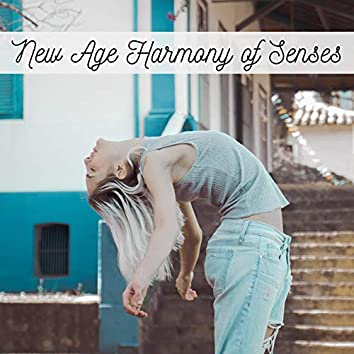 New Age Harmony of Senses: 15 Fully Relaxing 2019 Songs for Total Calming Down, De-Stress & Clear Your Mind