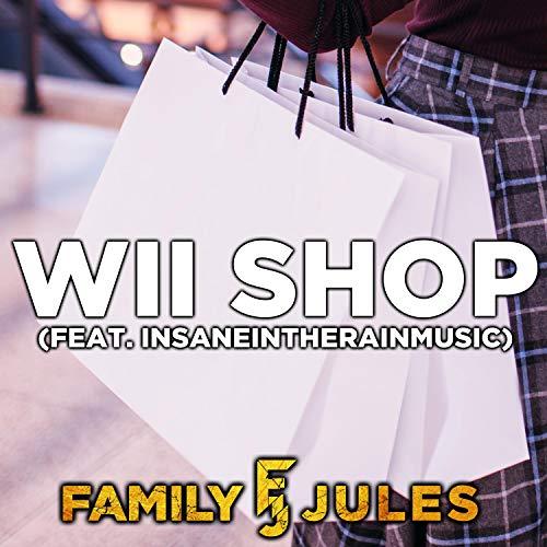 Wii Shop (feat. Insaneintherainmusic)